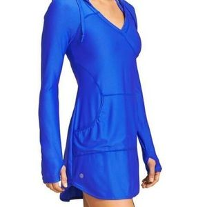 Athleta Wick It Wader Cover Up XL
